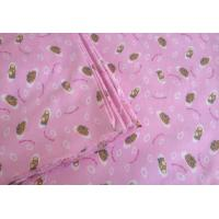 100% Cotton Printed Flannel Fabric for Home Textiles Manufactures