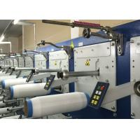 China Sewing Thread Embroidery Thread Winding Machine , Automatic Thread Winder on sale