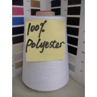 24s/1, Virgin Polyester Yarn(Raw White) Hot Sale Manufactures