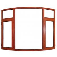 China Aluminum Metal Double Casement Window / Composite Aluminum Casement Windows on sale