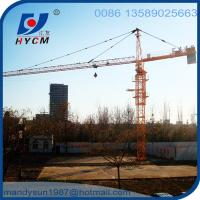 Competitive Tower Crane Price QTZ63(5610) Manufactures