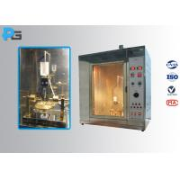 Industrial Electrical Safety Test Equipment Tracking Tester IEC60112 With Platinum Electrode Manufactures