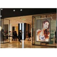 281 Trillion Space Saving Full Color HD LED Video Display Glass Screen Manufactures