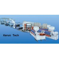 Quality Plastic PP Sheet Extrusion Machine with Self Cleaning Backflush Screen Changer for sale