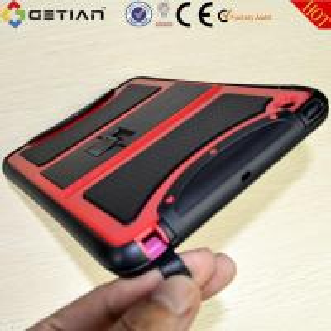 Handle Original Ipad Mini Protective Case, PC + TPU Case Manufactures