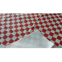 PVC Flannel Back Table Cover/Plastic Table Cover with Flannel Back Manufactures