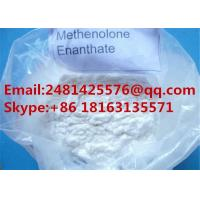 Raw Muscle Growth Steroids Methenolone Enanthate Powder CAS 303-42-4 99% High Purity Manufactures