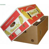 wholesale corrugated box for packing fruit/vegetables Manufactures