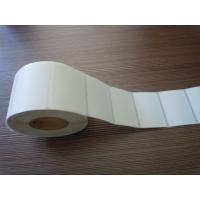 China High brightness Thermal transfer Art Paper Labels on sale