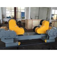 Blue Conventional Tank Turning Rolls , Welding Turning Rolls With 60 Ton Loading Capacity Manufactures