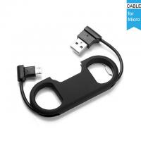 Keychain Multi Function Micro USB To USB Cable, 2.1A Fast Charging Cable Manufactures