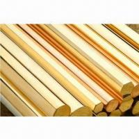 Brass Rods, Applied to Valves and Fittings Manufactures