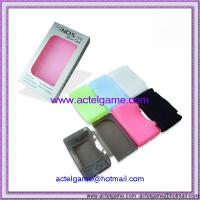 NDSLite silicon sleeve Nintendo NDSL game accessory Manufactures