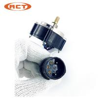 China High Performance Caterpillar Excavator Spare Parts / CAT Diesel Fuel Throttle Motor Knob on sale