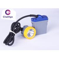 Professional Rechargeable Coal Mining Lights Water Proof ABS Materials Manufactures
