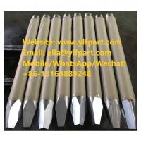 China Rhino rhb322 rhb323v rh313-v rhb325 rhb326 rhb330 rhb340 rhb350 rhb328 hanwoo hydraulic breaker spare parts chisel on sale