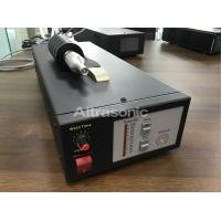 Buy cheap 40Khz Ultrasonic Spot Welding Machine Enviromental Protection from wholesalers