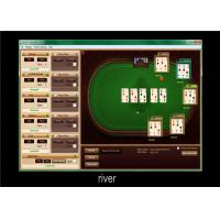 China Single Operation Texas Holdem Poker Software For Reporting Best Winner Hand on sale