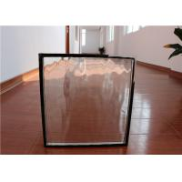 Prima Safety Clear Insulated Glass Filled With Air  / Soundproof Double Glazed Units Manufactures