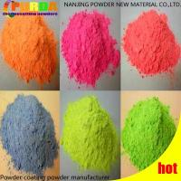 China Polyester Aluminium Section Powder Coating With ISO / SGS Certification on sale