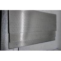 Chemical Free Flexible Graphite Sheet Pure Graphite Foil Sheet Long Life Manufactures