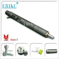 China ERIKC Euro 3 diesel fuel injector EJBR03301D delphi injector R03301D for JMC Transit 2.8L Jiangling Motors on sale