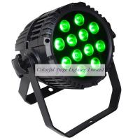 12x15W Outdoor RGBAW 5in1 Par LED Manufactures