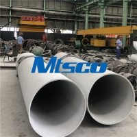 China DN200 Sch40 S30400/S30403  6M Stainless Steel Seamless Pipe on sale