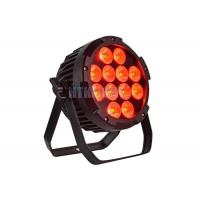 China Ip65 12x18W Rgbwa Uv 6 In 1 LED Par Light With True 1 Power Con  For Events on sale