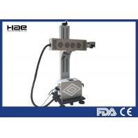 Online CO2 Laser Marking Machine 1064um Wavelength For Handcrafted Gift Packaging Manufactures