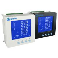 China 3P4W SWR Digital Power Meter , 3 Phase Multifunction Power MeterPanel Mounting on sale