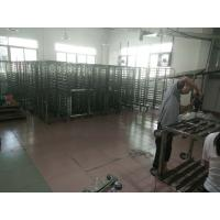 Food Service Stainless Steel Kitchen Trolley Bright Finish With 0.5-12mm Thickness Manufactures