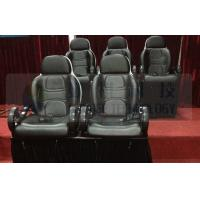 Motion theater chair , separated moving seat , safety protection Manufactures