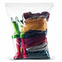 China Moisture Proof Food Zipper Bag , Resealable Clear Plastic Zip Lock Pouch on sale
