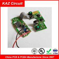 2-6 Layers ENIG / HASL PCB Design For Customer Requirements ODM Service Manufactures