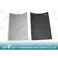 Light weight Battery Titanium Mesh oxidation and corrosion resistant Mesh Manufactures