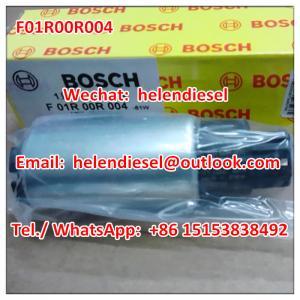 Genuine BOSCH ELECTRIC FUEL PUMP F01R00R004 , F 01R 00R 004, Bosch Original and Brand New Manufactures