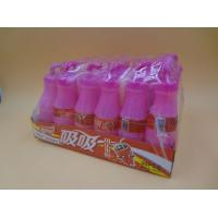 Christmas Straw Fruits Sugar Powder Candy With Powdered Sugar Dispenser Manufactures