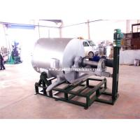 7.5KW 1500Kgs Zinc Powder Metal Melting Furnaces Both Gas And Oil Fired Manufactures