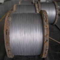 Overhead Conductor Alumoweld Guy Wire For Coastal Areas , Volcanic Areas Manufactures
