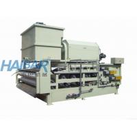 Rotary Drum Thickener Type Belt Filter Press Hte-2500l Manufactures