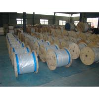 "3/16"" Galvanized Steel Wire Strand for ACSR Conductor ASTM A 475 Class A EHS Manufactures"