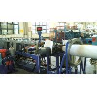 China Fruits Foaming Mesh Glove EPE Foam Machine Production Line With Smooth Surface on sale