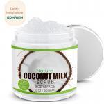 Spa Exfoliating Bath Scrub Deep Cleansing Feature Natural Shea Butter Coconut Manufactures