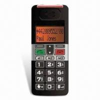 Tri-band GSM Phone with Built-in 10 Polyphonic Ringtones, Supports Multiple Languages Manufactures