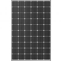 320W mono solar panel Fish Pond Residential Solar Power Systems 3.2 Mm Thick Tempered Glass Manufactures