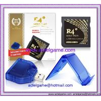Quality R4igold R4iSDHC R4i 3DS R4i game card 3ds flash card for 3DSLL 3DS NDSixl NDSi NDSL for sale
