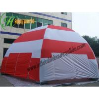 China Colourful Spider Tight Inflatable Tent , inflatable tailgate tent With Six Legs on sale