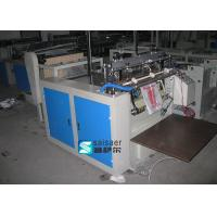 China 220V 50Hz T Shirt Plastic Bag Making Machine Micro Computer Control 750kg on sale