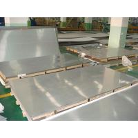 Flat Hot Rolled Stainless Steel Sheet Polished 316 , 200MM Thickness Manufactures